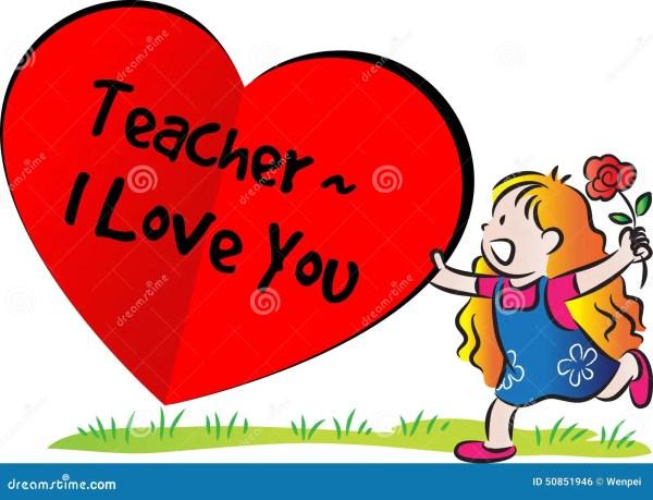 Happy Teachers Day Stock Illustration - 50851946