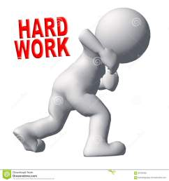 hard work stock illustrations 24 359 hard work stock illustrations vectors clipart dreamstime [ 1300 x 1390 Pixel ]