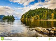 Landscape Vancouver Island Bc Canada Royalty-free