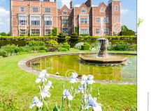 Hatfield House Stock Photo - Image: 55231982