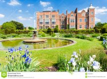 Hatfield House Stock Photo - Image: 55232631