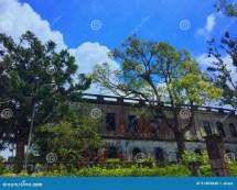 Haunted Hotel Baguio Philippines Stock - Of