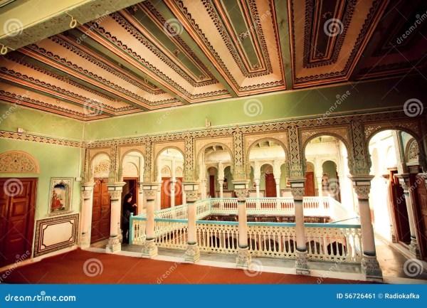 Rajasthan Haveli Interior