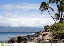 Hawaii Coastal Scenery Stock - 1749772