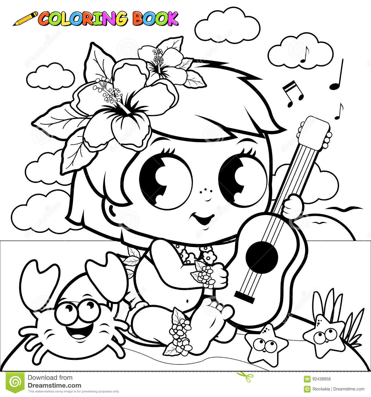 Ukulele Cartoons, Illustrations & Vector Stock Images