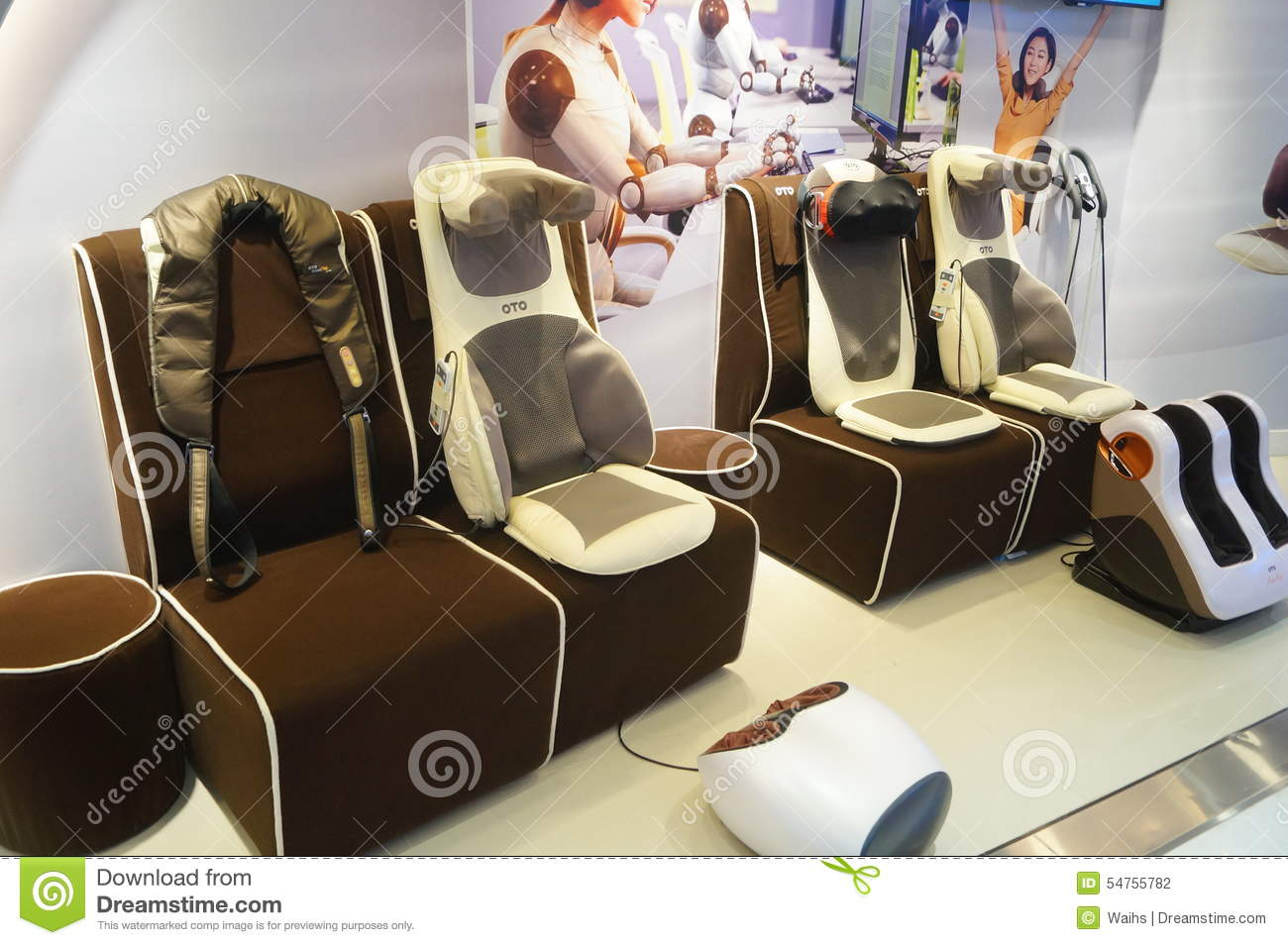 china mall chair covers reclining wingback chairs health massage sales editorial photography image of