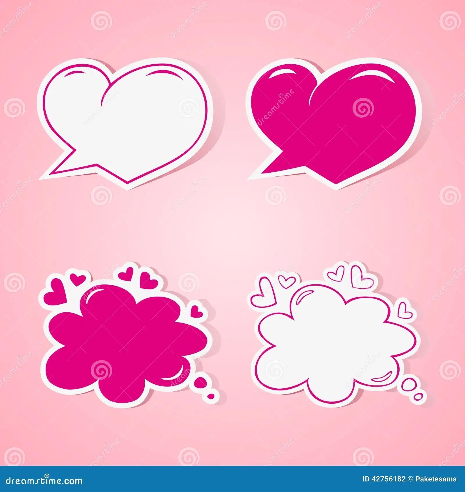 Heart Wedding Bubbles