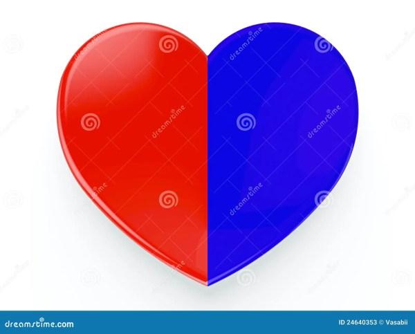 Heart White Stock Illustration. Illustration Of Romance