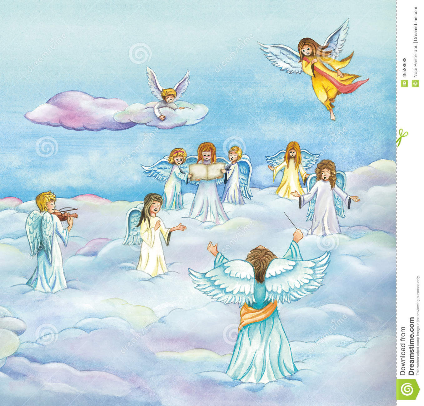 hight resolution of angels heaven stock illustrations 1 559 angels heaven stock illustrations vectors clipart dreamstime