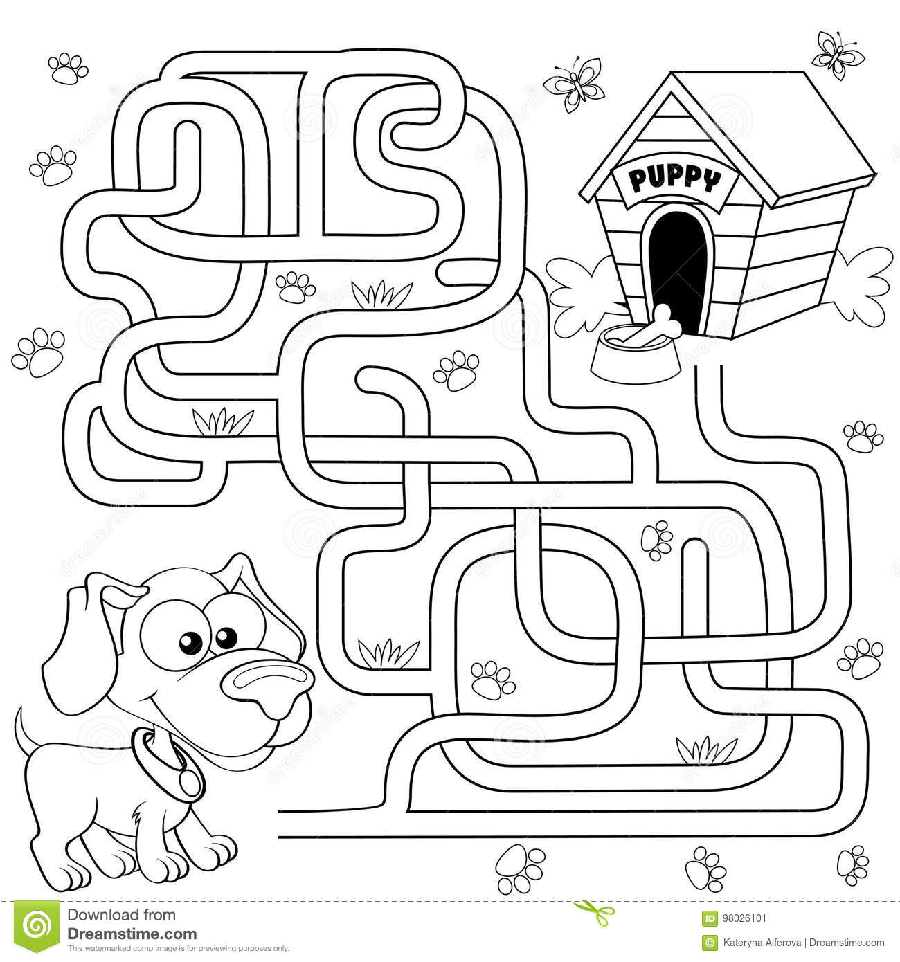 House Kids Stock Illustrations 8 432 House Kids Stock