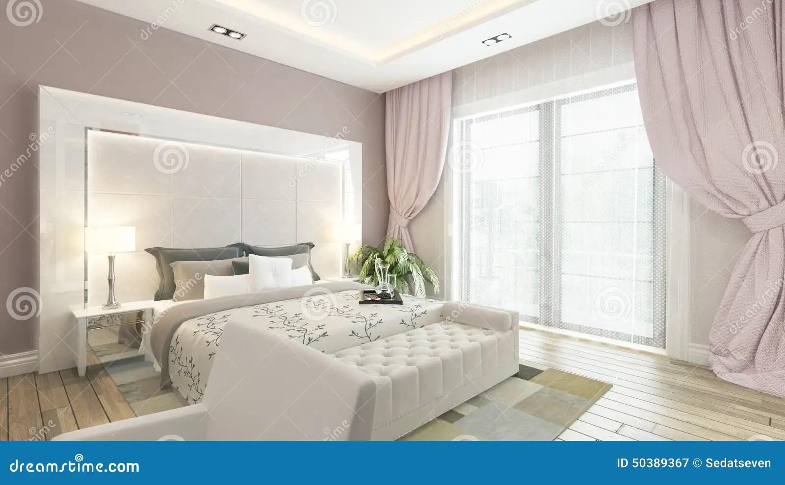 Slaapkamer decoratie roze gouden decoratie slaapkamer in luxe