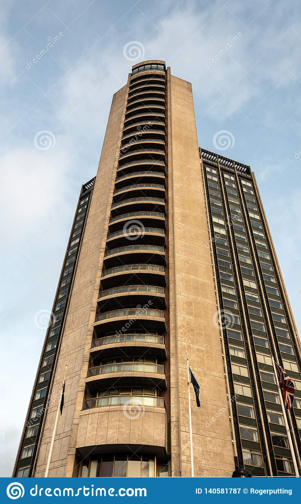Hilton Park Lane Editorial Photography Image Of Tower