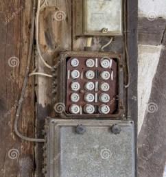 historic electrical fuse box [ 1172 x 1600 Pixel ]