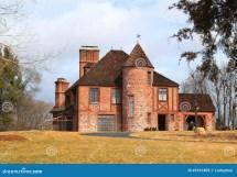 Brick Victorian Mansion House