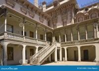Historical House In Sacramento California. Stock Photo