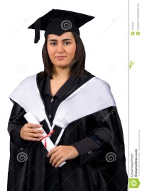 Holder Of A Master's Degree Royalty Free Stock Images ...
