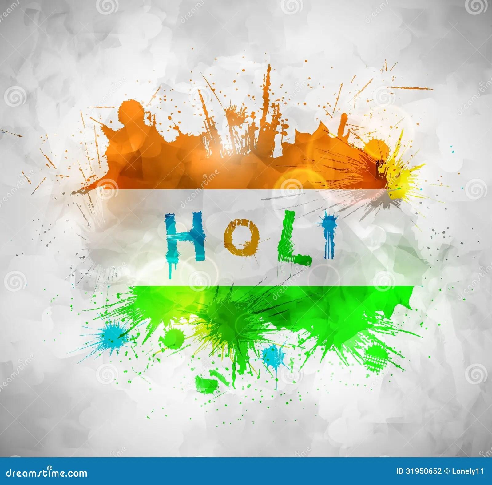 Holi Background Stock Photography Image 31950652