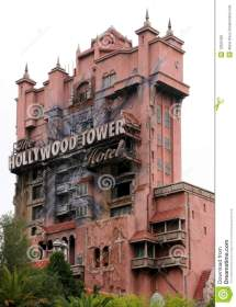 Tower of Terror Hollywood Hotel
