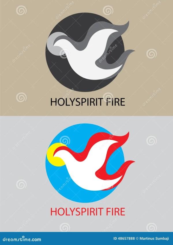 Holy Spirit Vector Art