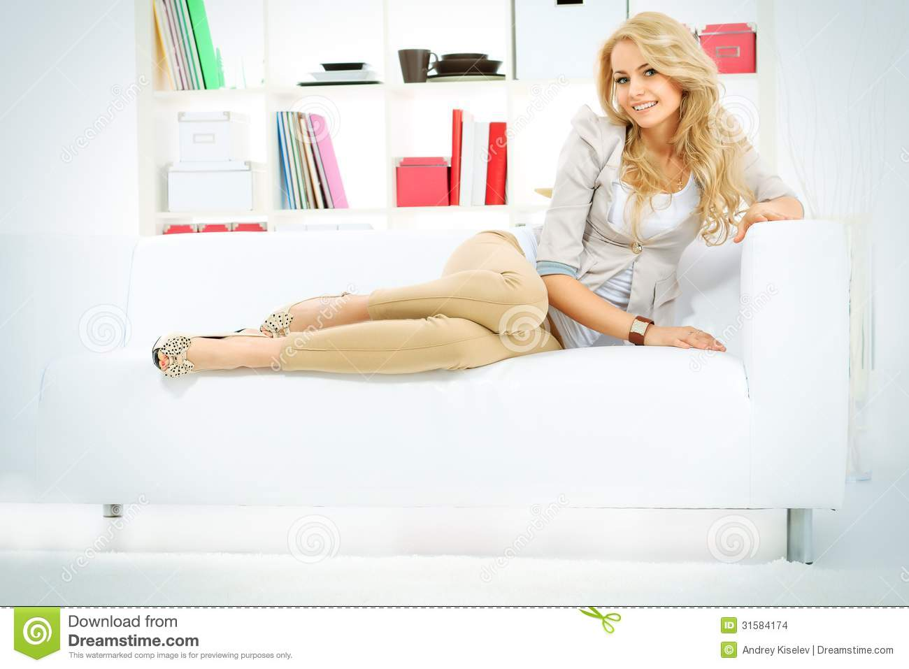 sitting pretty sofas leather sofa reviews home rest stock images image 31584174