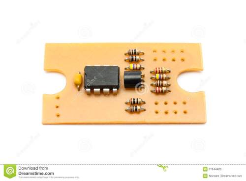 small resolution of homemade circuit board with components