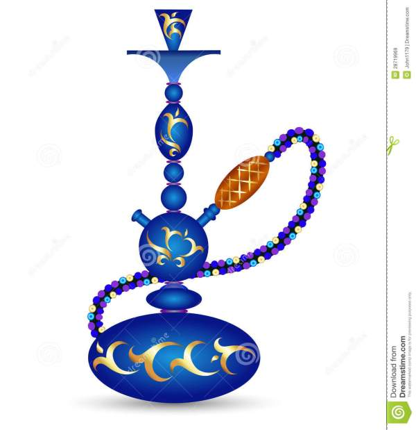 Hookah Royalty Free Stock - 28719969