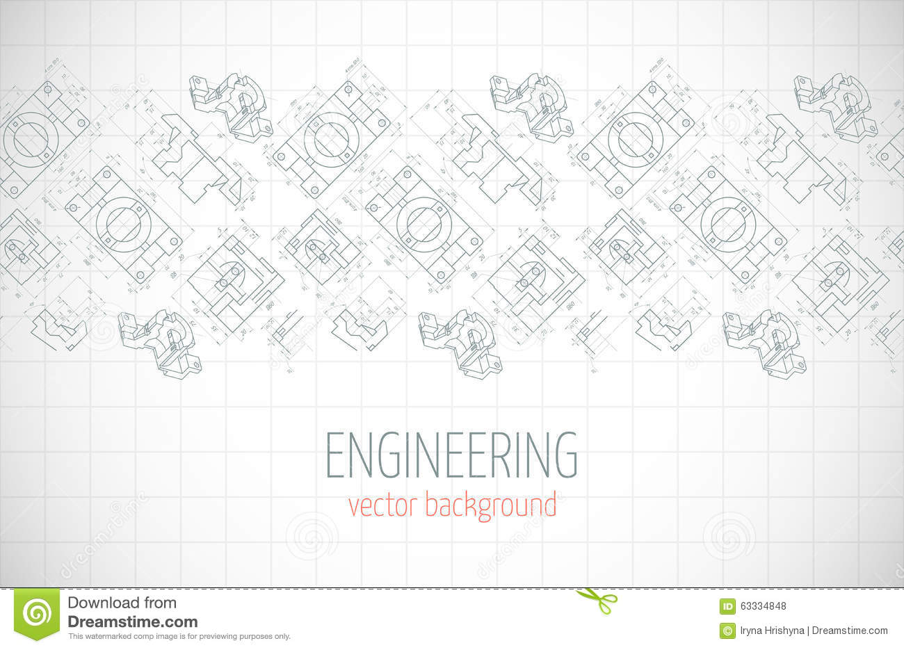 Horizontal Poster Cover Banner Background Of Blue