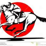 Horse Racing Stock Illustrations 6 579 Horse Racing Stock Illustrations Vectors Clipart Dreamstime