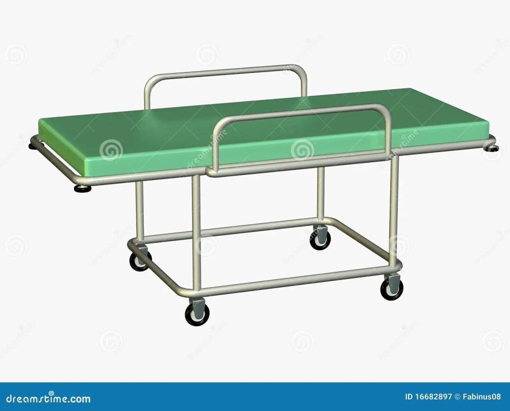 medium resolution of hospital bed or gurney hospital bed clipart