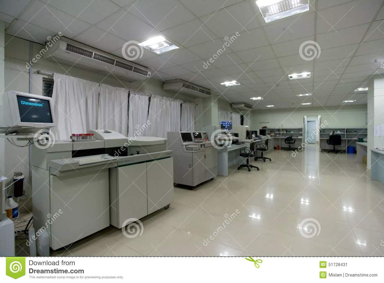 Hospital Pathology Stock Image Image Of Test Hospital