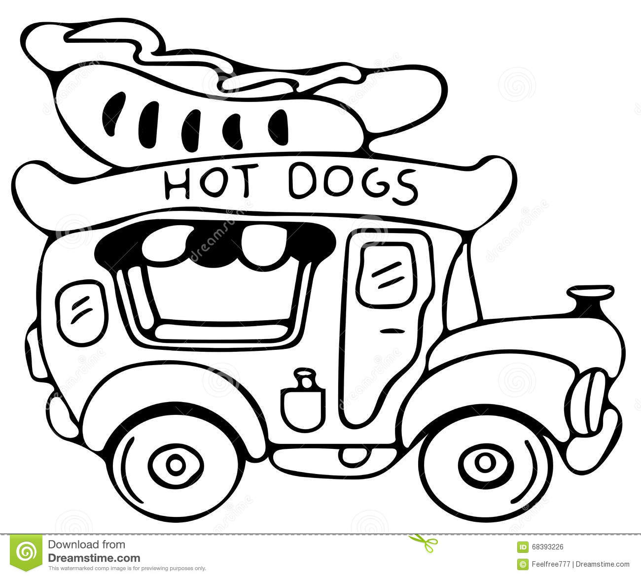 Shopkins Hotdog Coloring Page Cutie Cars Season 1 Collector Guide