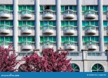 Hotel Balcony Stock Of Resort Business