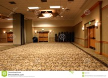 Hotel Ballroom View 2 Stock Of