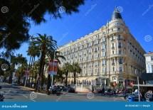 Hotel Carlton in Cannes France