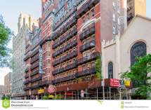 Hotel Chelsea York City Editorial