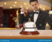 Hotel Concierge Stock Of Demand Check
