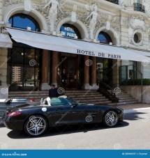 Hotel De Paris Editorial - 28996537
