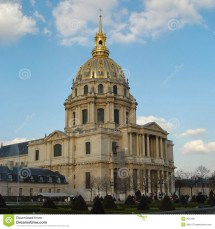 Hotel Des Invalides Royalty Free Stock - 261338