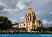 Invalides Dom Paris Stock #6391921