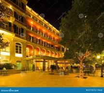 Hotel Hilton Imperial In Dubrovnik Editorial