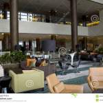 Hotel Lobby Lounge Bar Stock Photo Image Of Lobby Morning 36599540