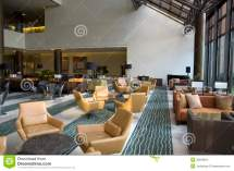 Modern Hotel Lobby Lounge Chairs