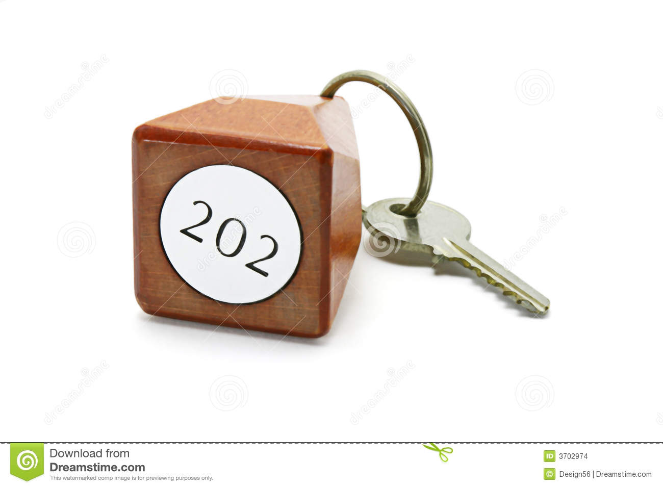 Hotel Room Key Stock Images  Image 3702974