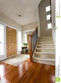 House Front Hall Entrance Royalty Free Stock Images ...