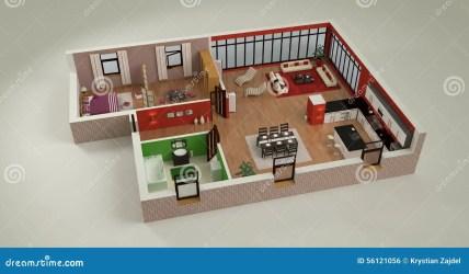 mockup casa casas dentro maquetas plan simple huismodel 3d modern estructura niza dacasa