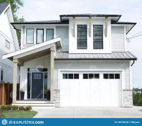 7 454 Gray White Modern House Exterior Photos Free & Royalty Free Stock Photos from Dreamstime