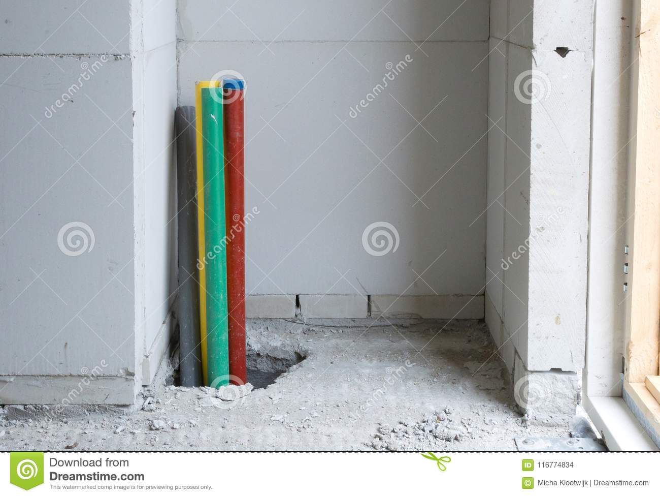 hight resolution of download house under construction building a fuse box in a home stock photo image