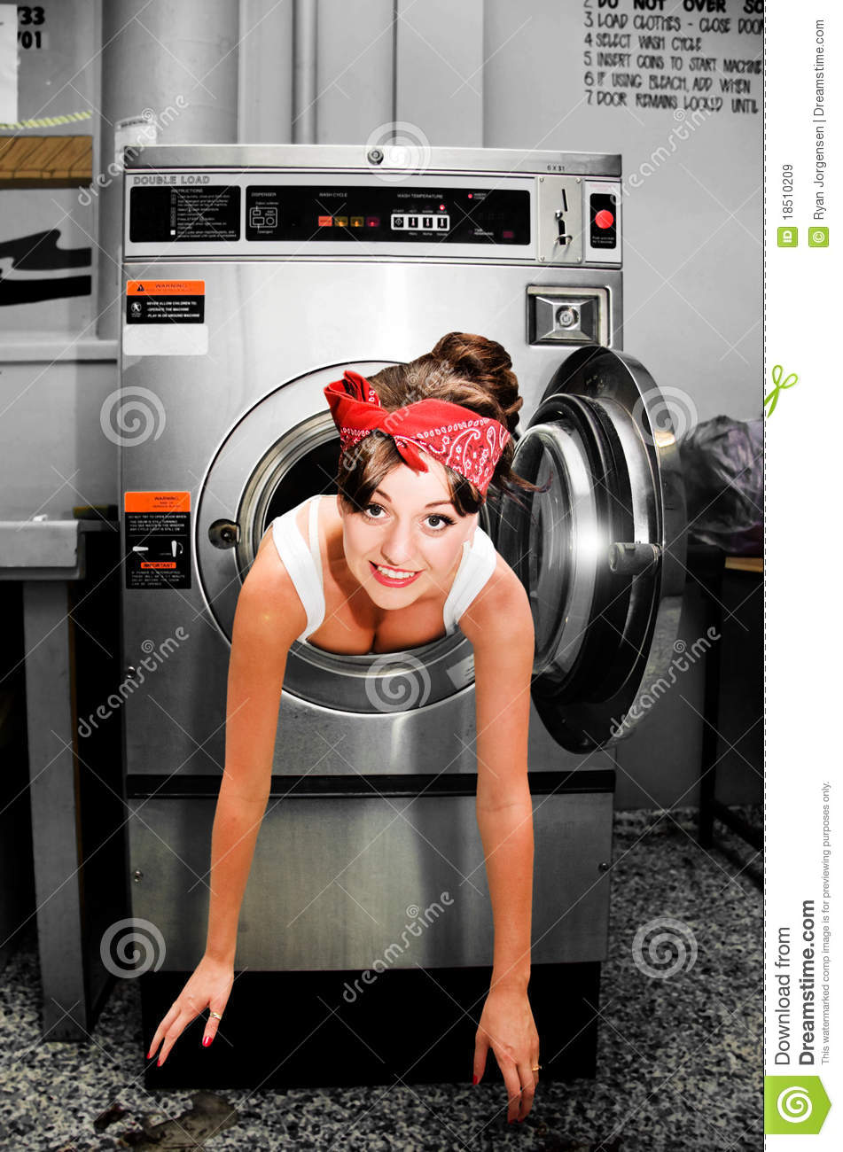 House Work Help stock image Image of coming color