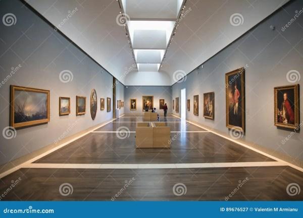 Ron Houston Museum of Fine Arts Exhibits