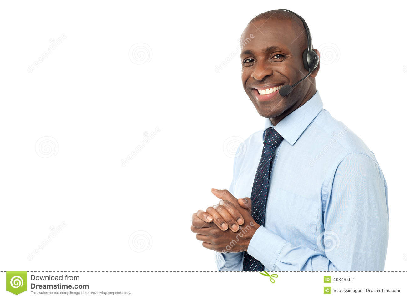 How Can I Assist You  Stock Photo  Image 40849407